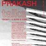 CAF Talk #41 - Sheila Sri Prakash, Shilpa Architects