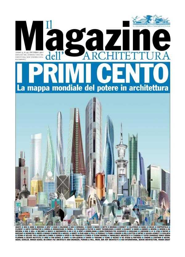 Il Giornale dell'Architettura (Journal of Architecture)