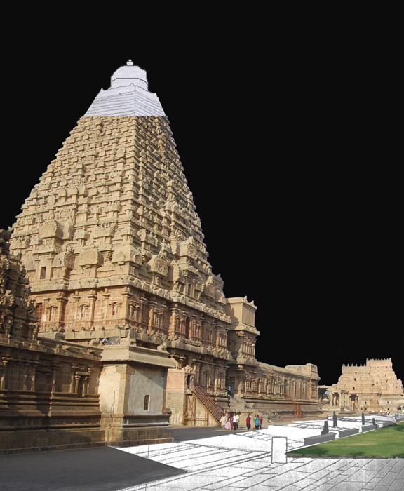 Brihadishwara Temple Restoration & Son et lumière Spectacle