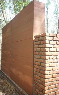 Random Earth Wall - Shilpa Architects Blog