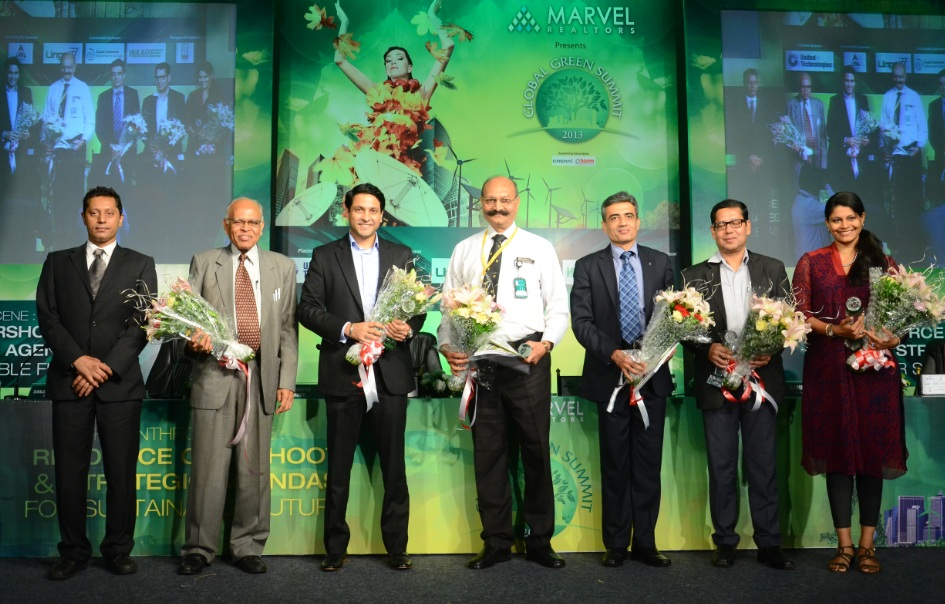 17-20 Oct 2013, The Economic Times ACETECH Global Green Summit 2013