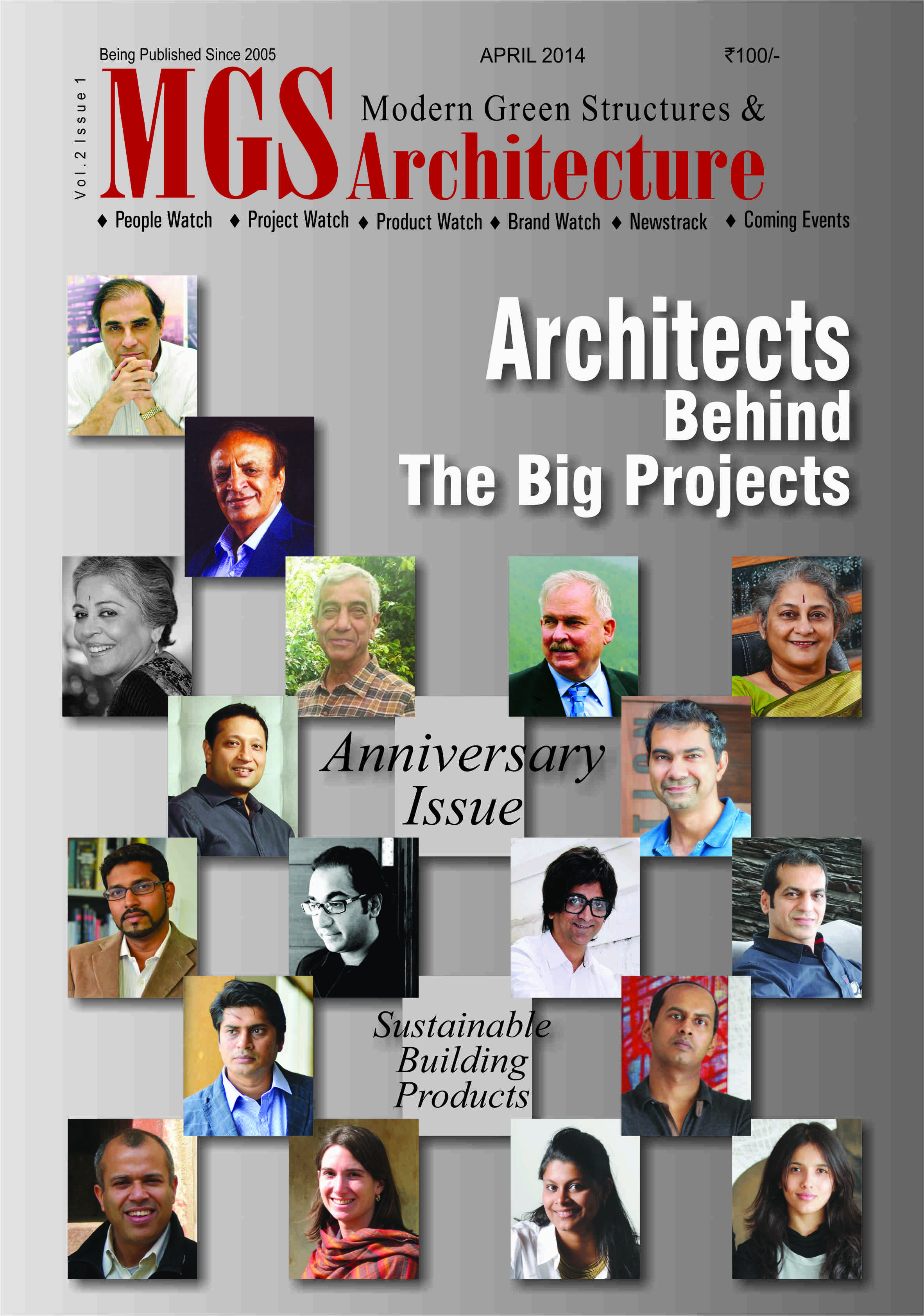 Architects Behind the Big Projects