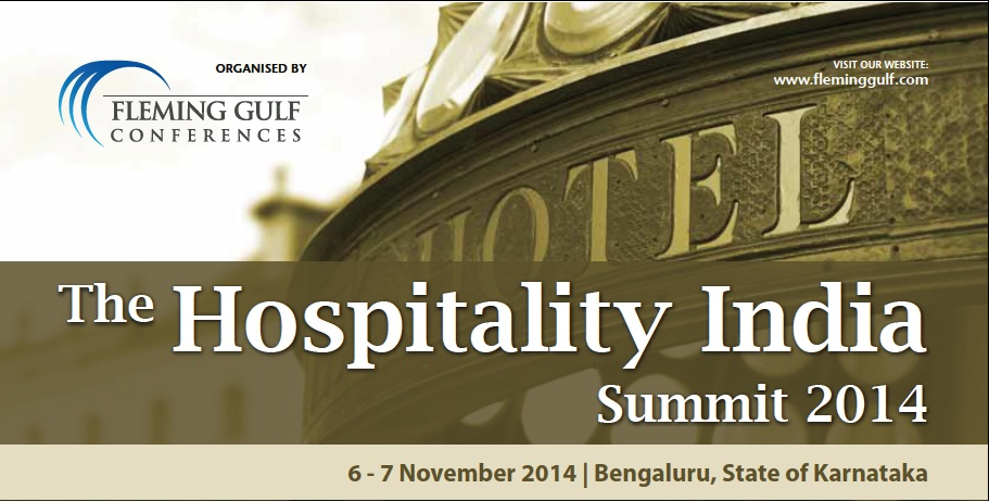 The Hospitality India Summit 2014: Pavitra Sriprakash