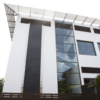 Global Design Studio of Shilpa Architects - Front Facade 11