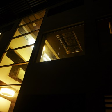 Global Design Studio of Shilpa Architects - Night Shot 3
