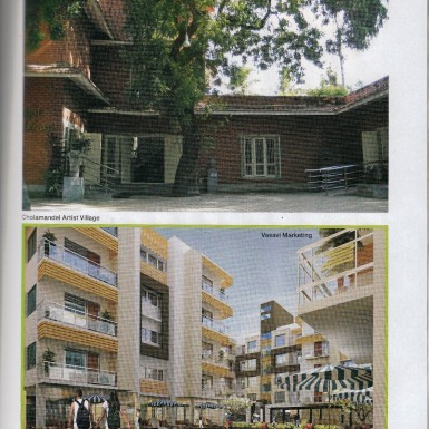Shilpa Architects - Media Interview - Inside Outside Magazine