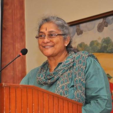 Sheila Sri Prakash - Speaker @ MMA on Holistic Sustainability