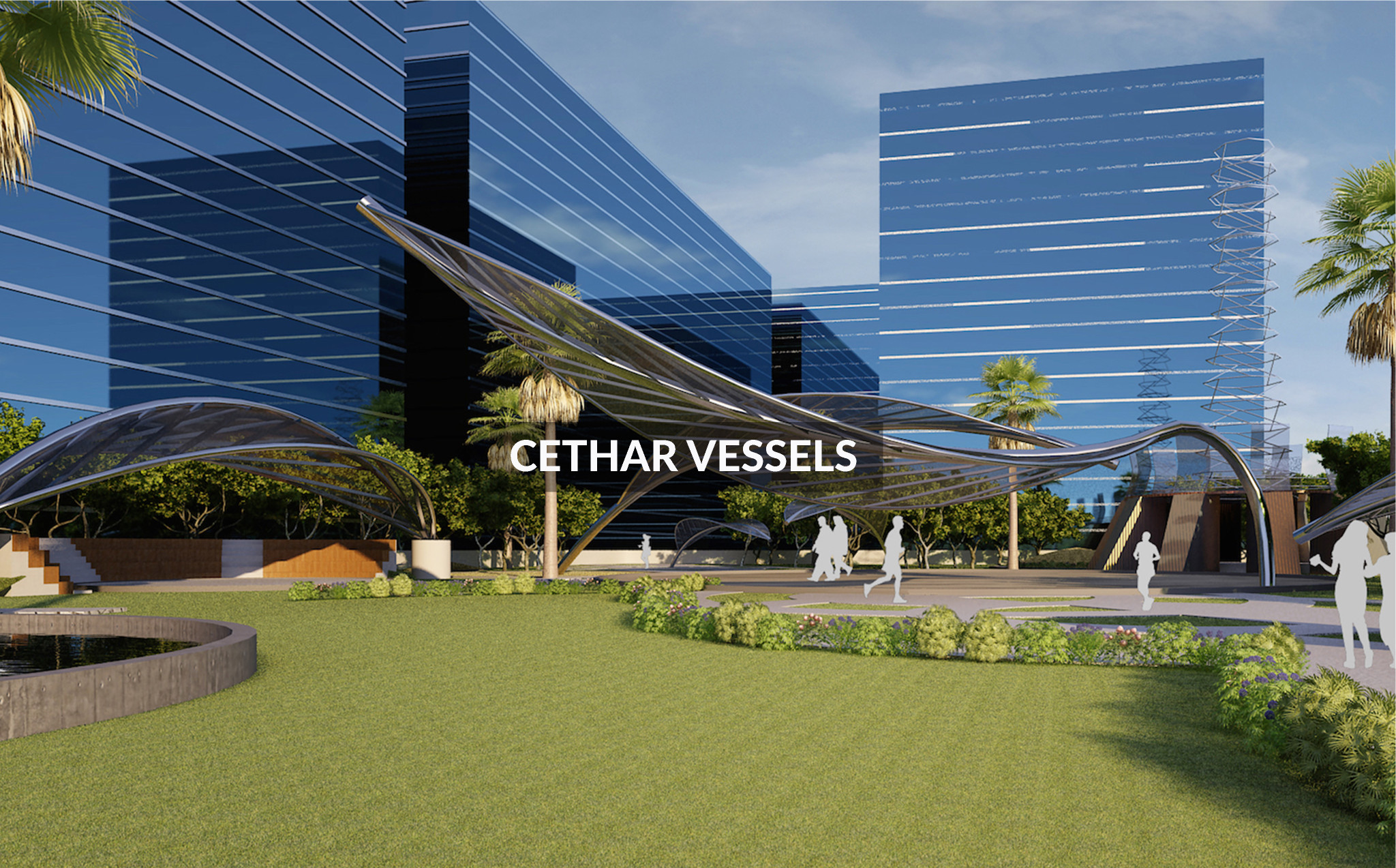 Cethar Vessels Corporate Office - Shilpa Architects