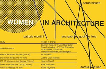Women in Architecture 1975
