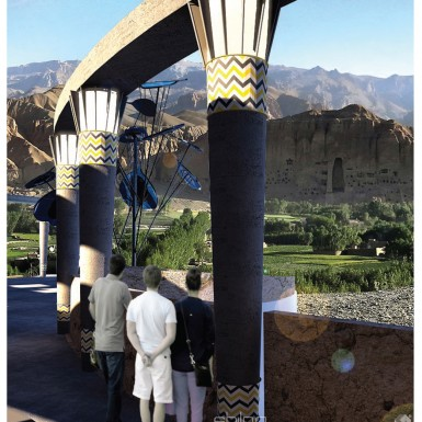 Shilpa Architects - UNESCO Bamiyan Cultural Center