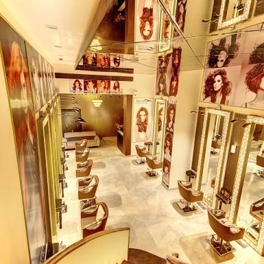 Shilpa Architects - Zique Salon