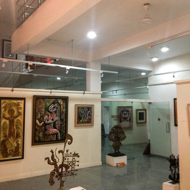 Cholamandal Center for Contemporary Art / Madras Art House - Interior 2