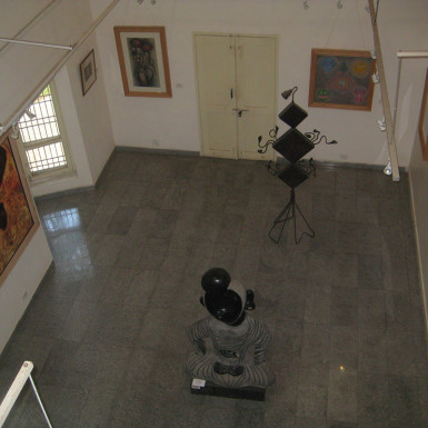 Cholamandal Center for Contemporary Art / Madras Art House - Interior 3