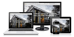Shilpa Architects New Website