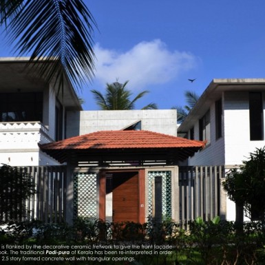 Copper Beach Gardens, ECR, Shilpa Architects Planners Designers, Luxury Residence