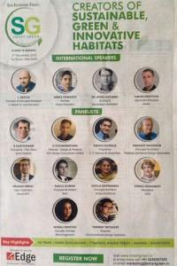 The Smart Green Summit Panelist
