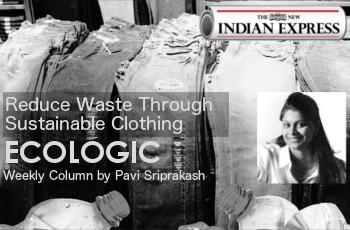 ECOLOGIC: Reduce Waste Through Sustainable Clothing