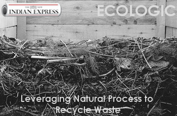 ECOLOGIC: Leveraging Natural Process to Recycle Waste