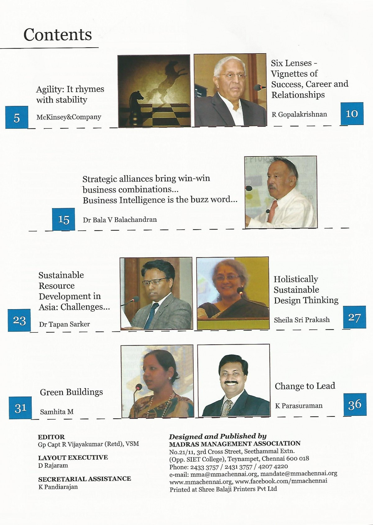 MMA Business Mandate Sheila Sri Prakash Holistically Sustainable Design Thinking Article