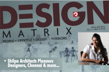 Design Matrix: Arty-Techture with Pavitra Sriprakash