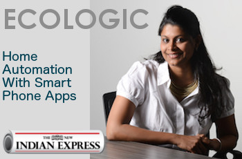 ECOLOGIC: Home Automation With Smart Phone Apps