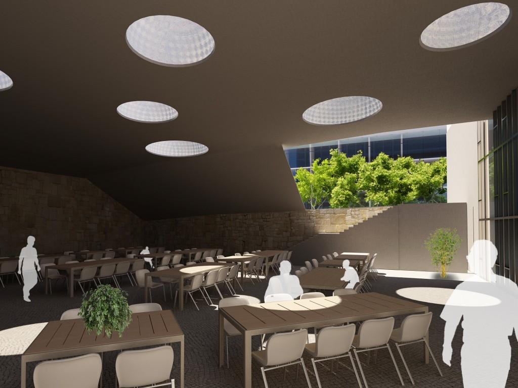 Research and Development Park - Bubble Lounge Restaurant