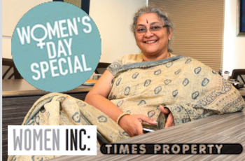 Times Property, Mumbai: Woman Inc