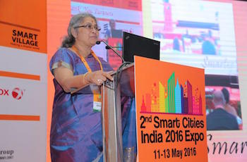 Smart Cities India Summit : Sheila Sri Prakash