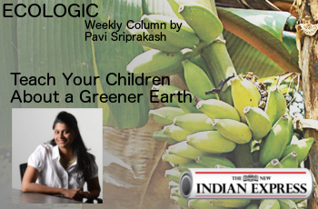 ECOLOGIC: Teach Your Children About a Greener Earth