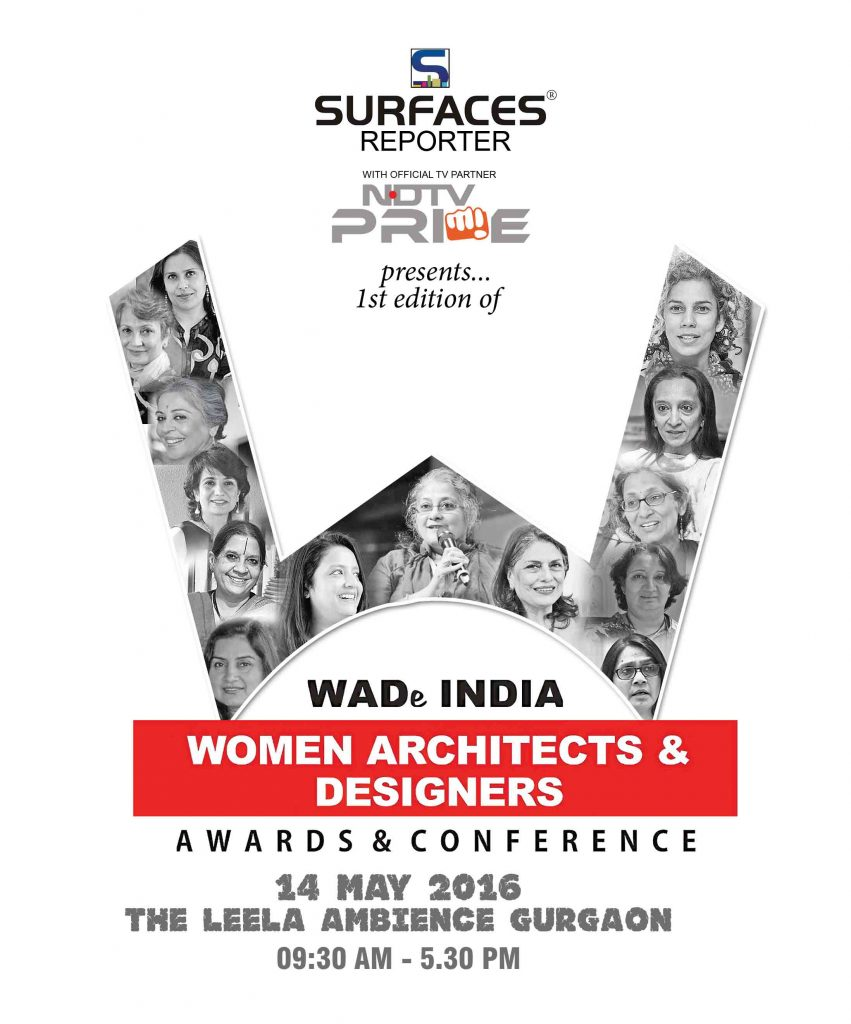 WADe – Women Architects & Designers India Awards | Conference
