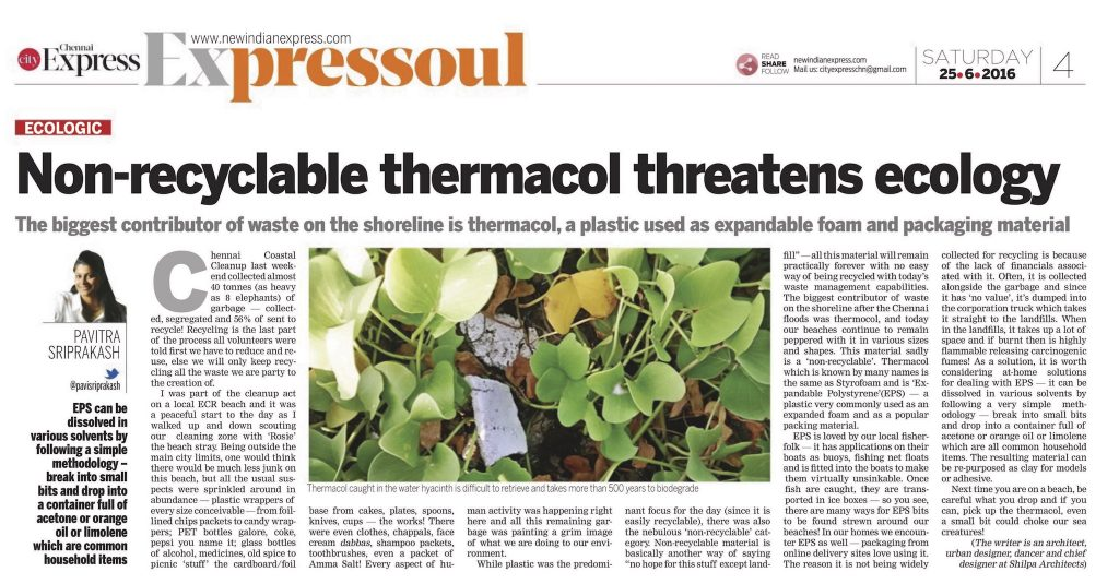 27-25Jun16 Non Recyclable Thermacol