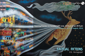 Factual Fictions: Exhibition Opening on 12-Jun-16