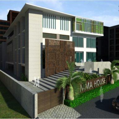 Madras Management Association View Chennai Shilpa Architects Green Building