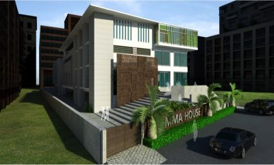 Madras Management Association View Chennai Shilpa Architects Green Building