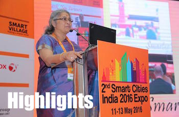 2nd Smart Cities India – Sheila Sri Prakash