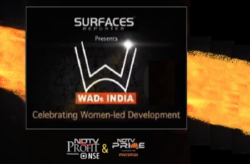 WADe India – NDTV Telecast June 2016