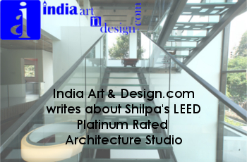 India art & design: LEED Certification for Architecture Studio