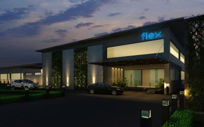 FLEX Chennai Architecture and Interior Design
