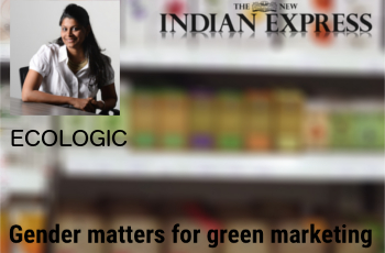ECOLOGIC: Gender Matters for Green Marketing