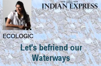 ECOLOGIC: Let's befriend our waterways!