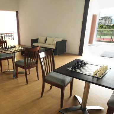 Chess & Carrom Room