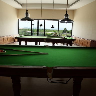 Billards & Snooker Room