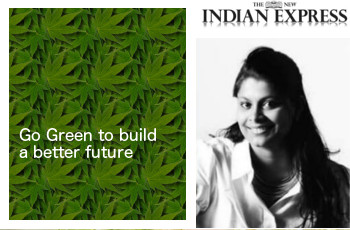 ECOLOGIC: Go Green to build a better future