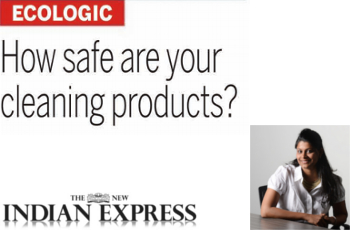 ECOLOGIC: How safe are your Cleaning Products?
