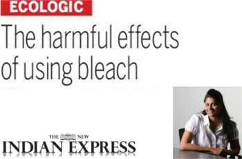ECOLOGIC: The harmful effects of using Bleach