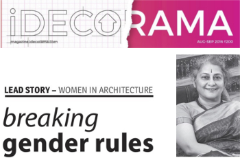 iDecorama: Breaking Gender Rules