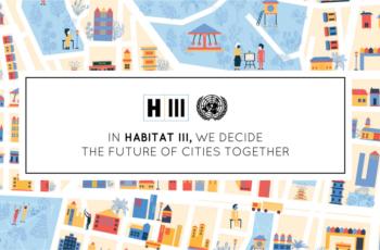Habitat III Conference, ECUADOR – Quito, 17–20 October 2016