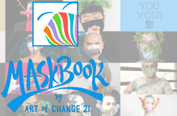 Maskbook in Quito at UN-Habitat III