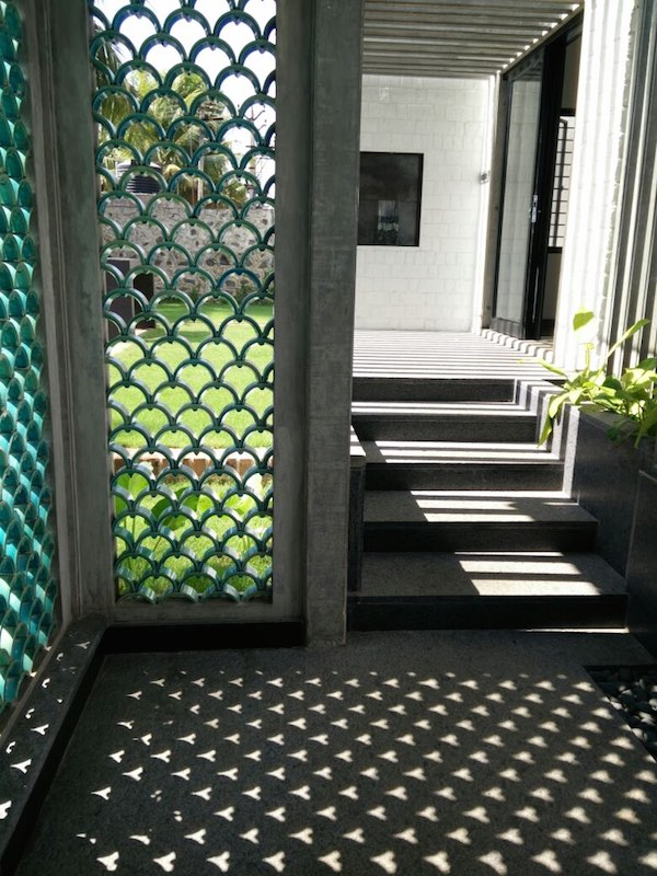 vernacular-archi-local-ceramic-tiles - Shilpa Architects
