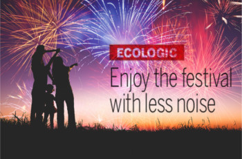 ECOLOGIC: Enjoy the festival with less noise